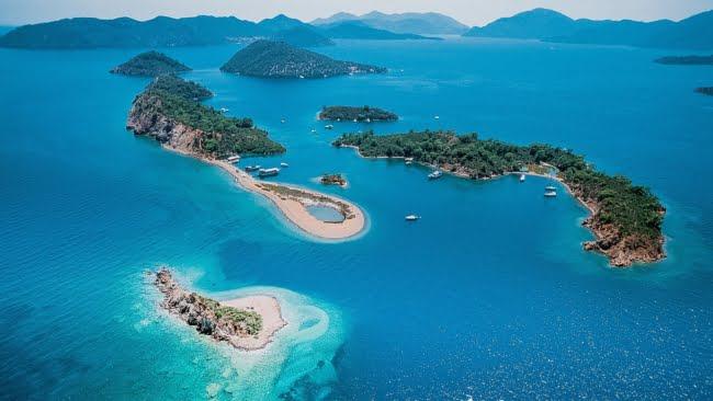 12 islands