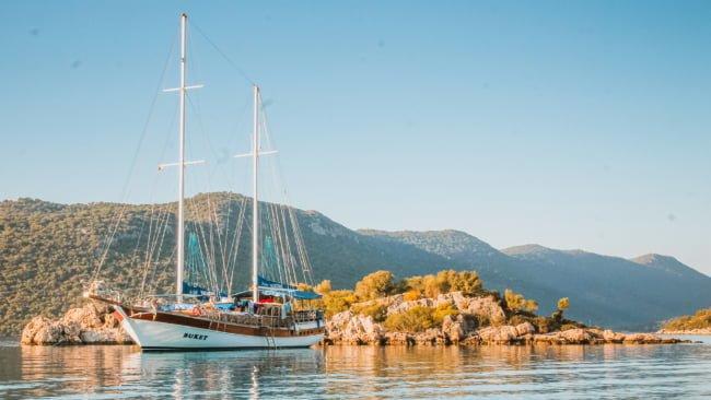 Buket Yacht - Photo-10