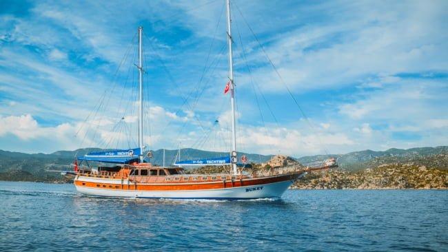 Buket Yacht - Photo-6