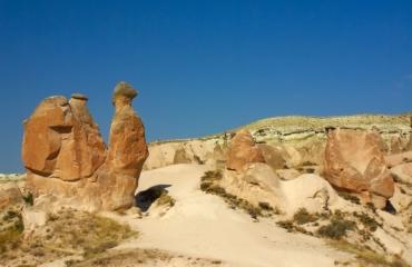 Dervent valley - Cappadocia, Turkey