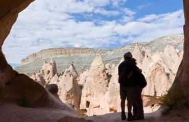 Goreme Open-Air Museum Cappadocia