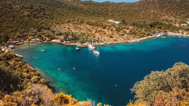 Limanagzi, Kas Antalya