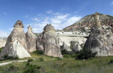 Pasabag Monks Valley, Cappadocia